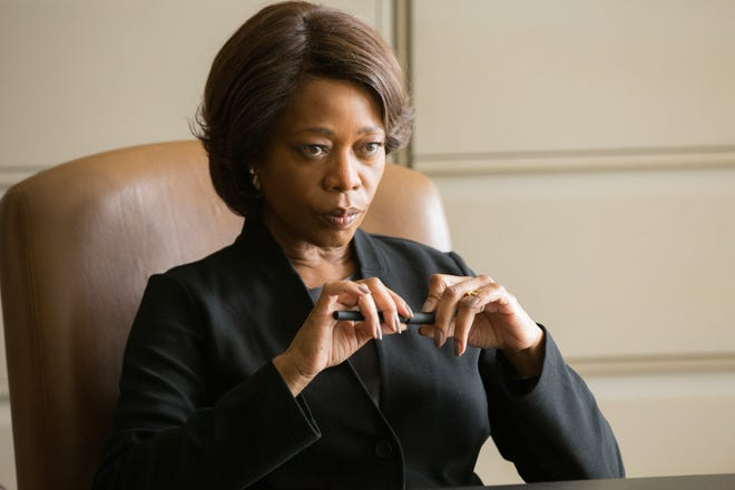 "Alfre Woodard is outstanding in ""Clemency."""