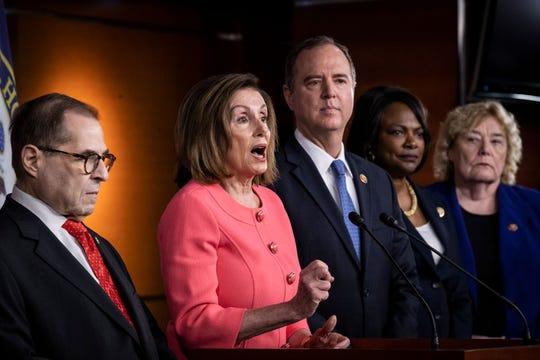 Representantes demócratas