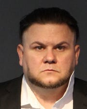 Darrell Baldwin II, 41, a former substitute teacher, was sentenced on Monday, Jan. 13, 2020, to three months in jail and probation for having sex with a student. The student told investigators she met Baldwin while he was working at Wooster High School. Baldwin also worked as an assistant football coach and turned himself in to authorities last May.