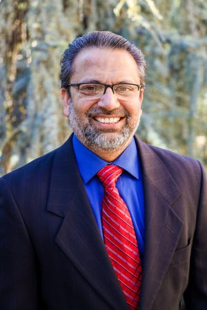 Redding doctor Paul Dhanuka is running for state Assembly in 2020 without a party affiliation.