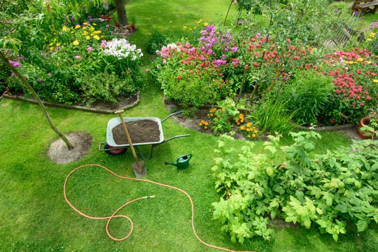 Organic gardening means using products that are natural, not synthetic, to care for everything you grow.