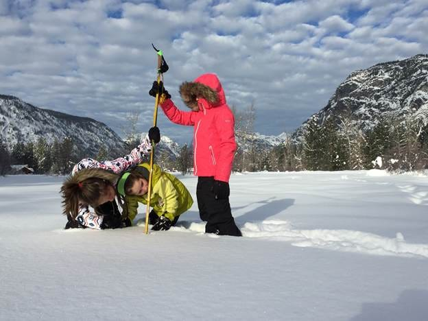 A project called Community Snow Observations), funded by NASA and National Geographic, seeks to blend the activities of scientists and recreationists to improve our understanding of snow and our ability to predict its behavior.