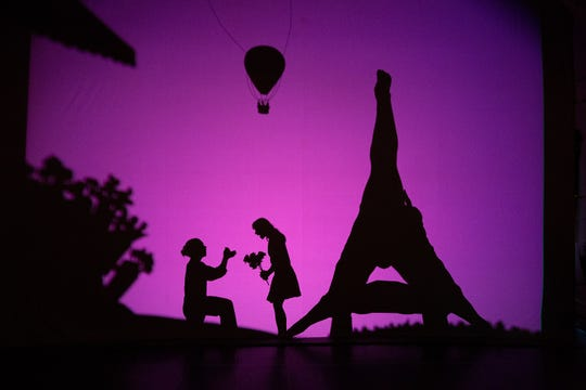 "Pilobolus' ""Shadowlands 2"" performance is coming to Kohler this January."
