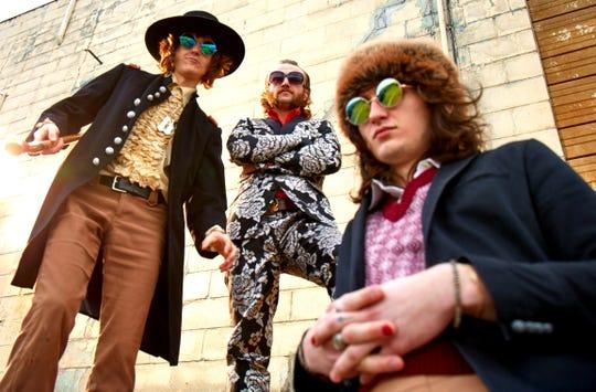 Blackfoot Gypsies plays Thursday at The Wilbury.