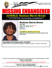 Rashaun Marvin Brown