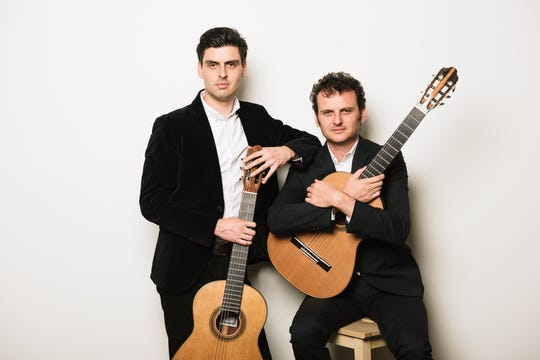 TheGrigoryanBrothers, Guitar Duowill perform Jan. 19at the Beatrice Wood Center for the Arts in Ojai.