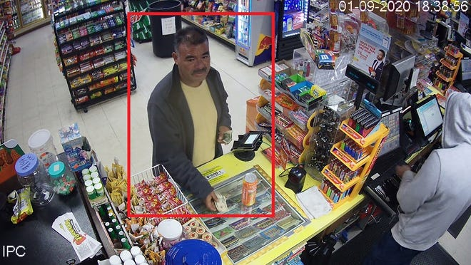 Tulare police are looking for this man. He is wanted in connection to a deadly hit-and-run in Tulare.