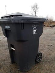 "The city of Wilmington's new ""smart"" trash bin looks like, well, a trash bin"
