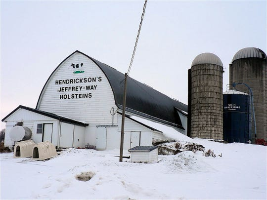 A small, family dairy can still survive with a specialty enterprise such as dairy genetics and top management.