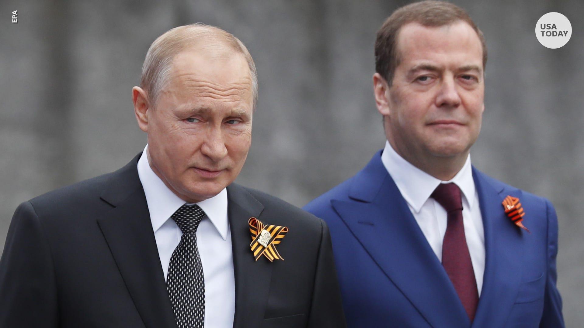 Vladimir Putin Duma Oks Law To Allow Him To Stay In Power Until 2036