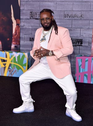 T-Pain is opening up about how a negative commentfrom Usher kicked off a difficult period in his life.