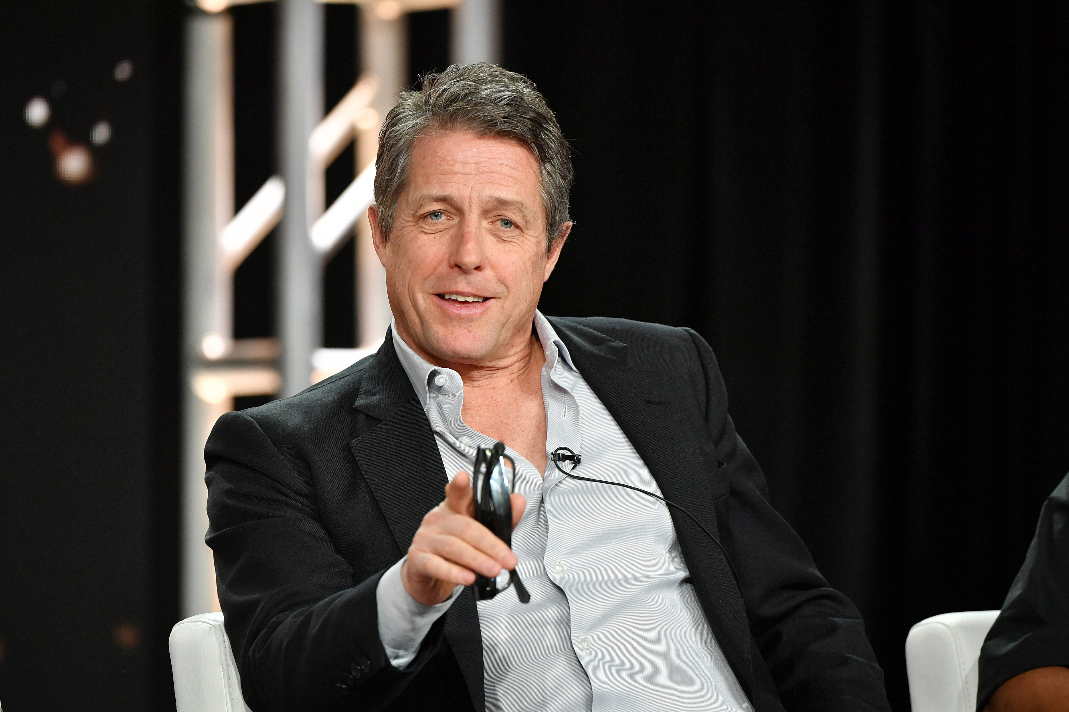 Hugh Grant defends Prince Harry, says tabloids  effectively murdered  Princess Diana