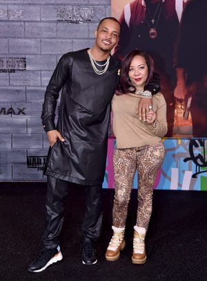 """The Los Angeles Police Department has launched an investigation into rapper T.I. and his wife Tameka """"Tiny""""Harris,after twowomen filed police reports alleging sexual assault against the couple."""