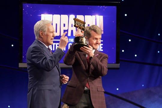 Jeopardy! Goat >> Interview Jeopardy Goat Ken Jennings Didn T Think He