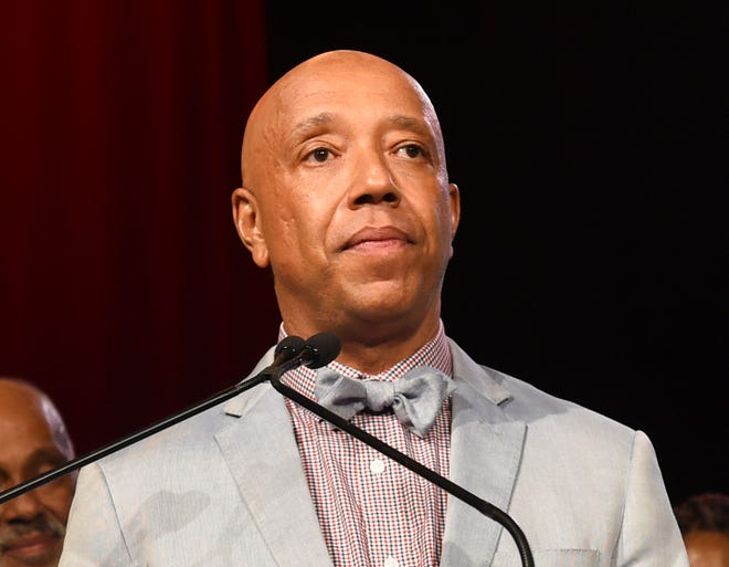 """Three women have told the New York Times that music mogul Russell Simmons raped them. Simmons, in a statement to the paper, vehemently denied what he called """"these horrific accusations,"""" saying all his relations have been consensual."""