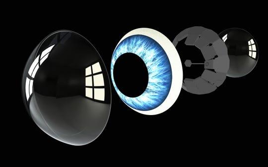 Mojo Vision lenses