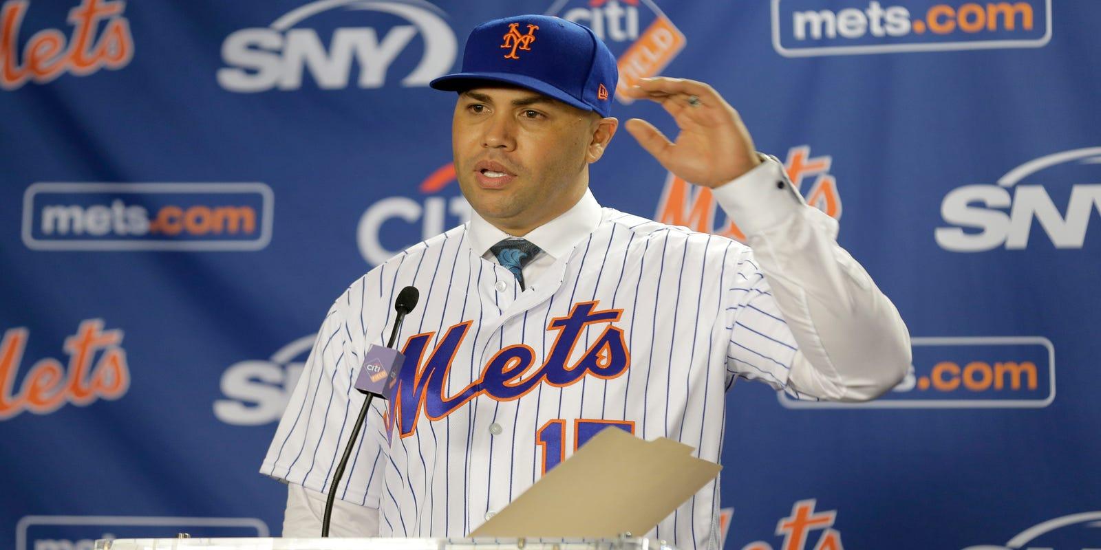 Mlb Rumors Mets Carlos Beltran Stepping Down As Manager