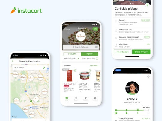 Instacart enhances pickup service at Aldi, Publix, Food Lion and more retailers with new features