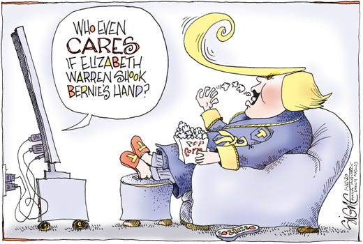 Warren Handshake