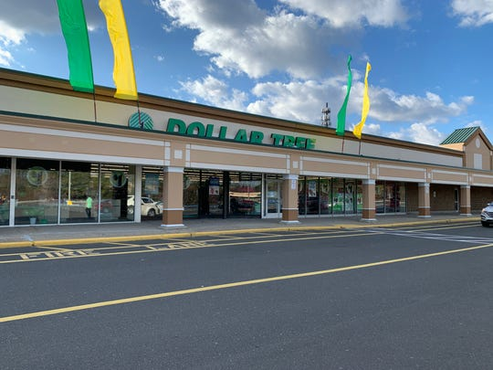 Dollar Tree has opened at Laurel Square shopping center in Brick.