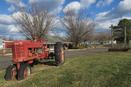 """The Tobia Family announced online that Atlantic Farms on Atlantic Avenue in Wall Township, shown Thursday, January 16, 2020, has closed.   """"It is with heavy hearts after various business and personal circumstances, Atlantic Farms will no longer be in operation,"""" Atlantic Farms said in a Facebook post signed by owner John Tobia."""