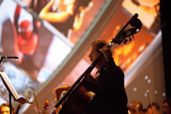 """""""Hooray for Hollywood,"""" the Space Coast Symphony Orchestra's film-intensive concert, is at 7 p.m. Jan. 25, 2020 at Satellite High's Performing Arts Center, 300 Scorpion Court in Satellite Beach. Visit spacecoastsymphony.org."""