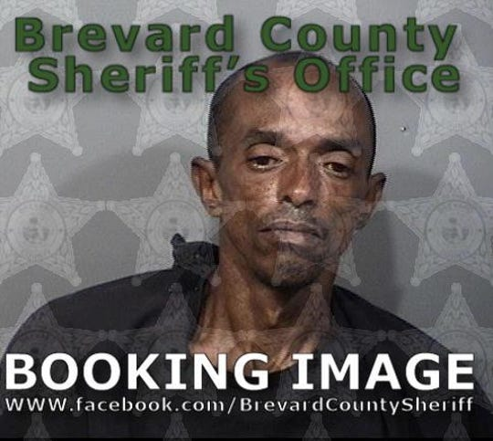 A September 2018 Brevard County Sheriff's Office booking photo of Renard Daniels.