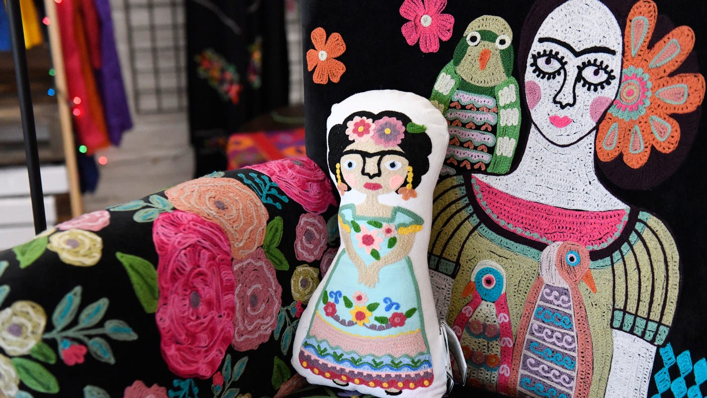 The Frida Store in Corpus Christi is the only official Frida Kahlo shop in the world