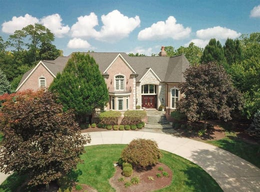 On The Market: $2.25M Mason home with car lift and showroom