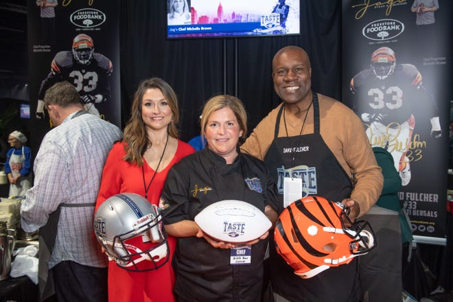 Chef Michelle, Chef Proprietor at Jag's Steak & Seafood to represent Cincinnati at 2020 Taste of the NFL: Party with a Purpose on the eve of the Super Bowl in Miami.