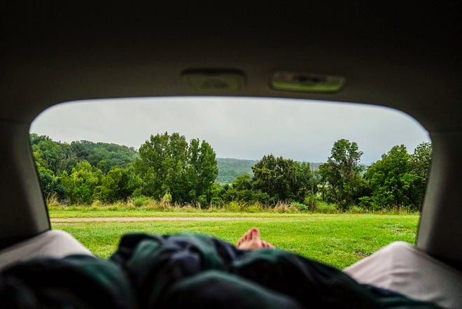 R&R Ridge in Waynesville, Ohio made the list of the top 10 locations to enjoy the outdoors in 2020, according to glamping website Hipcamp.