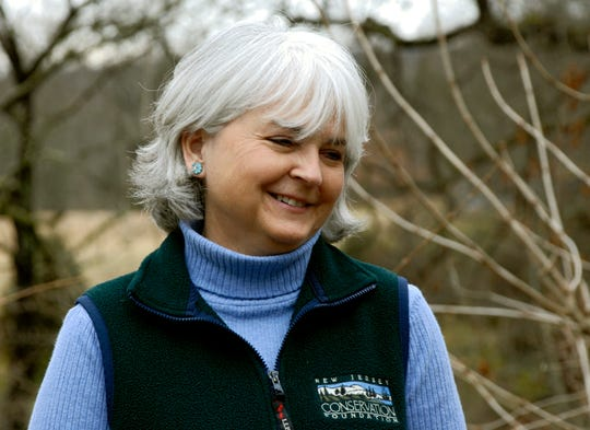 """Michele S. Byers, executive director of the nonprofit New Jersey Conservation Foundation, was named an """"Honorary Member""""of the Garden Club of America, becoming one of only about 80 people so honored in the past 100 years."""