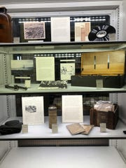 Thomas Beacham of Short Hills, a senior at The Pingry School, created an exhibit for Thomas Edison National Historical Park in West Orange.