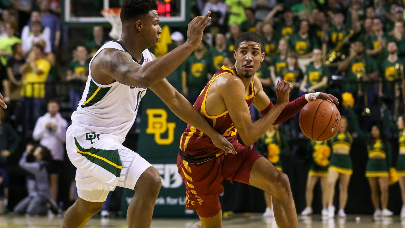 Peterson: Iowa State pays dearly for playing a 'soft' second half against second-ranked Baylor
