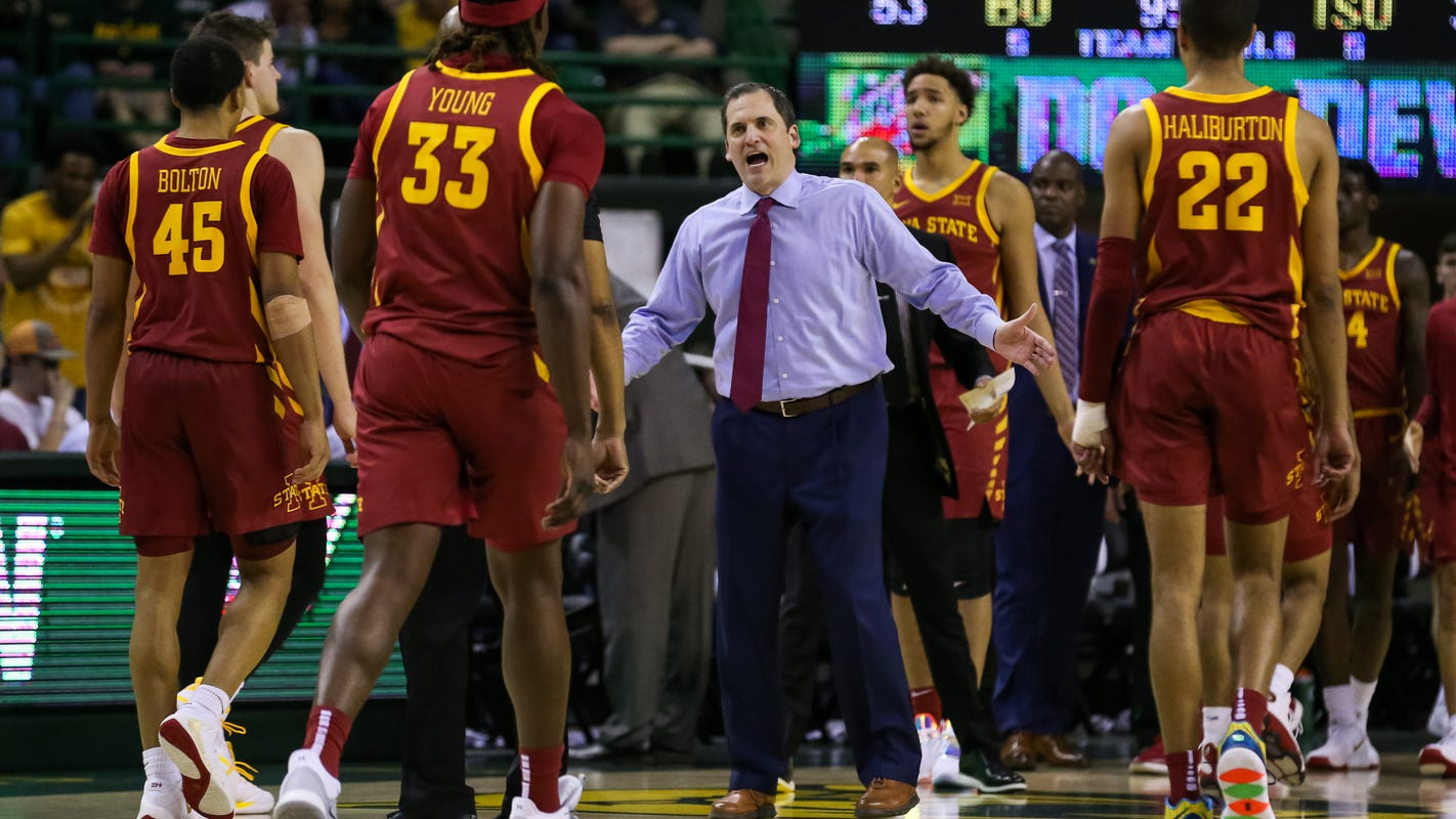 Bracket analysis: How hard must you squint to find an NCAA Tournament path for Iowa State?