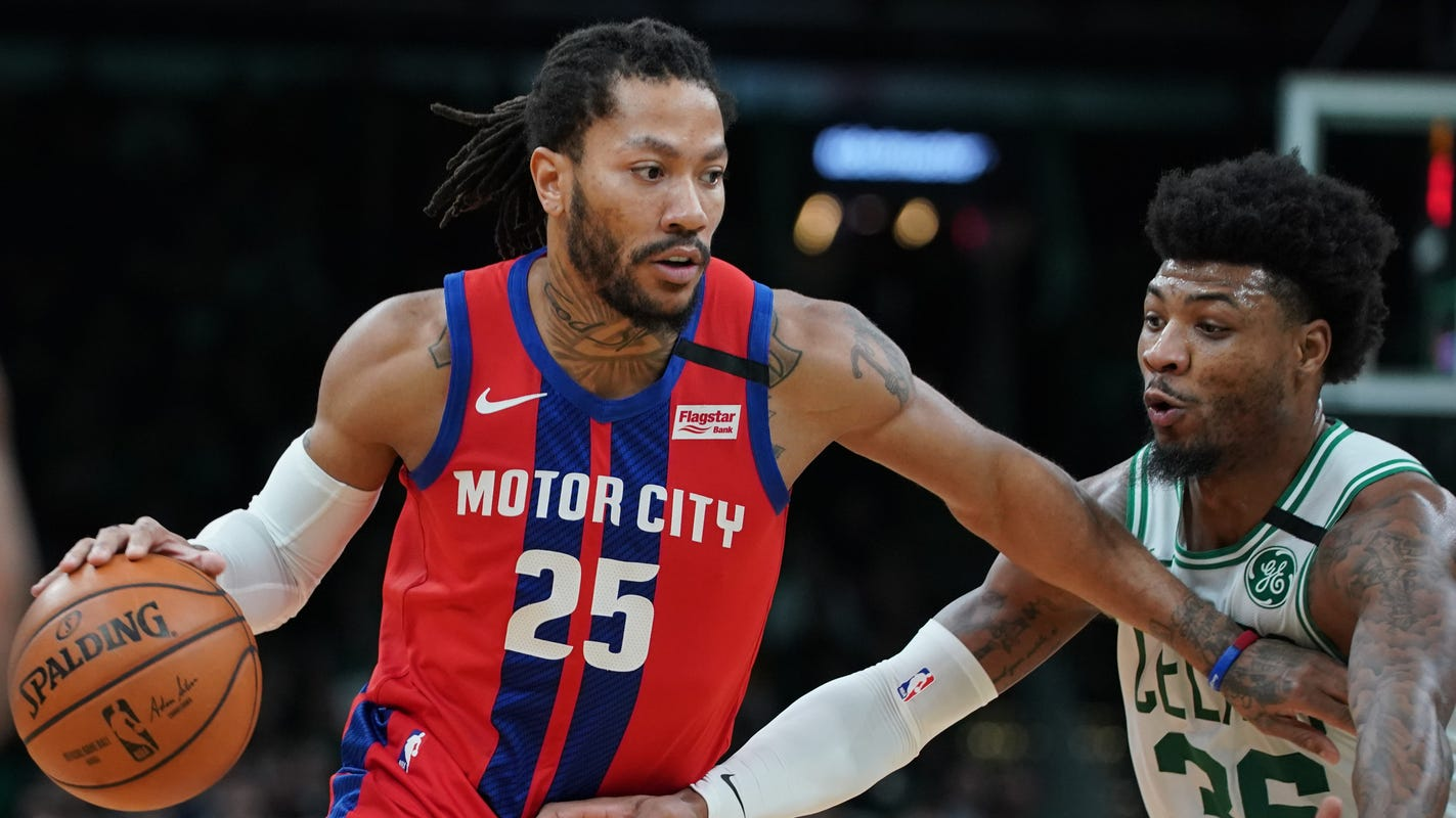 Should Detroit Pistons point guard Derrick Rose make the All-Star team?