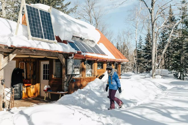 The Copper Cabin in Michigan's Upper Peninsula has been ranked in the top 10 for best locations to enjoy the outdoors in 2020.