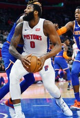 A proposed deal to send Pistons center Andre Drummond to Atlanta is dead, according to a report from Yahoo.
