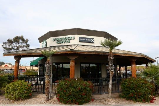 A Starbucks Community Store in Phoenix.