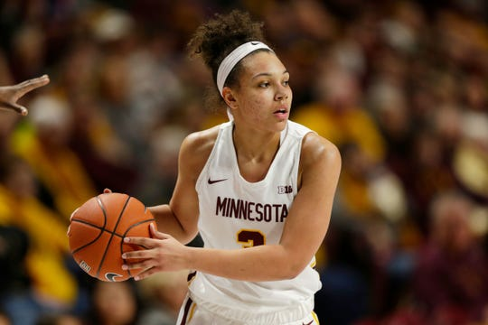 Former Detroit Country Day standout Destiny Pitts plans to transfer from Minnesota.