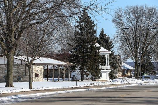 Lakeside Park Thursday, January 16, 2020 in Fond du Lac, Wis.