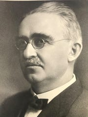 Louie A. Lange Daily Reporter editor 1883-1917