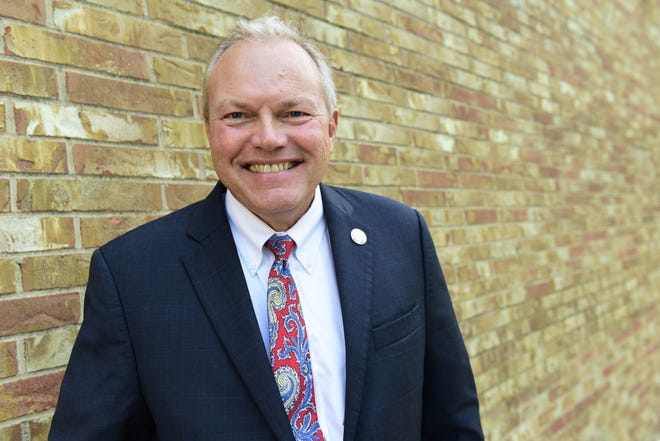 Rep. Bill Reineke, R-Tiffin, announced Sandusky County's year-over-year accidental overdosedeath totals dropped from 23 to 17in 2018, with the county mirroring a statewide trend in decliningdrug-related deaths.