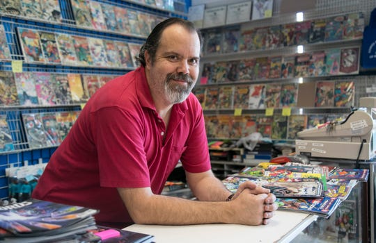 Brian Chandler is the owner of Fort Myers Comics Cards and Stuff. The store is in danger of closing after Chandler's dad got sick last year, and he had to close the store often to take care of him. His friends have started a GoFundMe to help save the store.