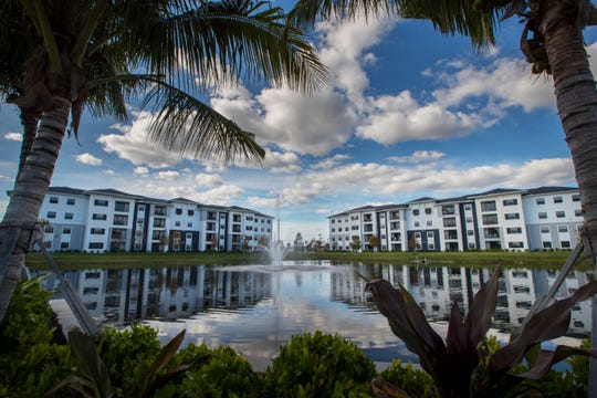 Uptown at Liberty Parksold on Jan. 7 for$64,650,000, a record-breaking price for the city of Cape Coral, after construction was completed in late 2018.