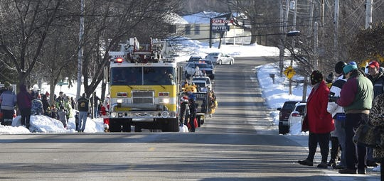 Door County Fire Chiefs Association formed and Emergency Support Coalition to offer non-emergency support throughout the area. This goes along with COVID-19 actions taken by Door County Sheriff's office, Sturgeon Bay Police Department and Door County Medical Center.