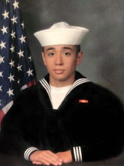 Petty Officer 3rd Class Daniel Perez