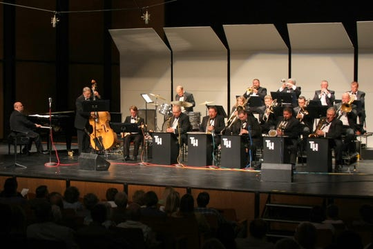 The Todd Hill Orchestra has members from all over Kentucky, Tennessee, Ohio and Missouri.