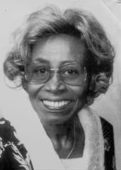 Genevieve R. Brooks was one of the three plaintiffs in the 1977 lawsuit that successfully challenged the white-controlled Jackson city government.