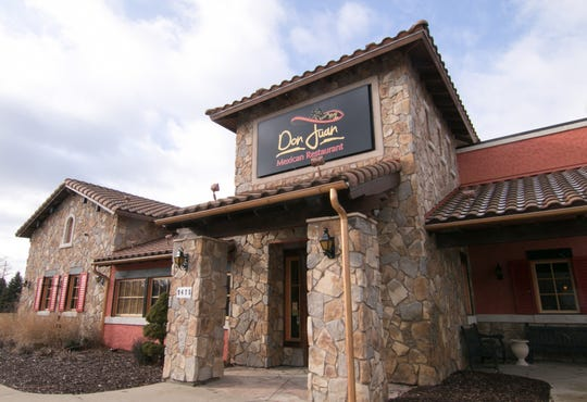 The Don Juan Mexican Restaurant, shown Thursday, Jan. 16, 2020, recently opened in the Green Oak Village Place shopping center.
